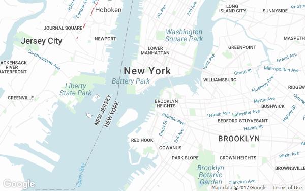 crown heights brooklyn map Explore Styles Snazzy Maps Free Styles For Google Maps crown heights brooklyn map