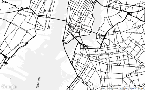 Explore Styles - Snazzy Maps - Free Styles for Google Maps