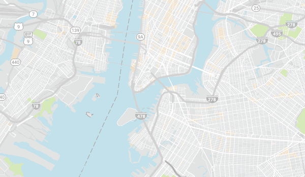 Bing no labels - Snazzy Maps - Free Styles for Google Maps